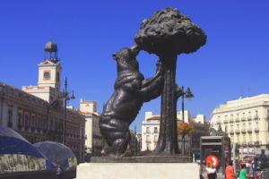 Обзорная экскурсия по Мадриду (фото)
