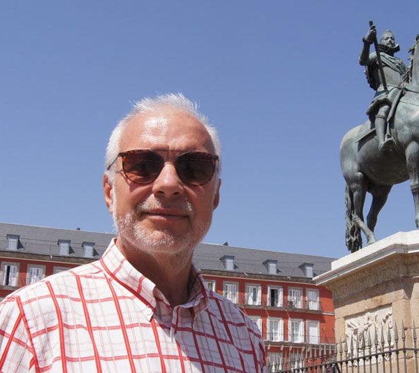 Экскурсовод по Мадриду Иван Калинин