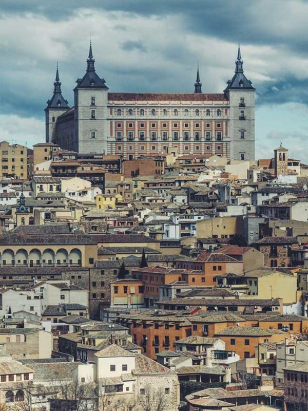 Отдых в Мадриде. Фото города