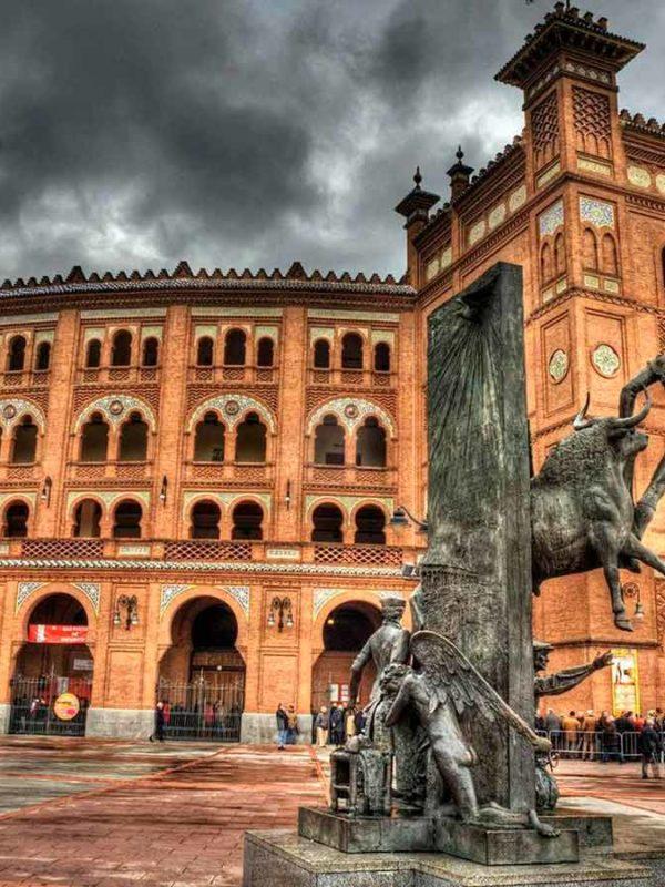 Арена для боя быков Las Ventas (фото)