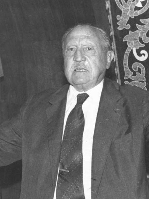 Дон Сантьяго Бернабеу (фото)
