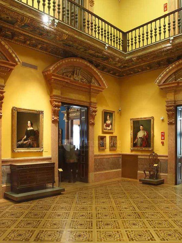 Музей Ласаро Гальдиано (фото)