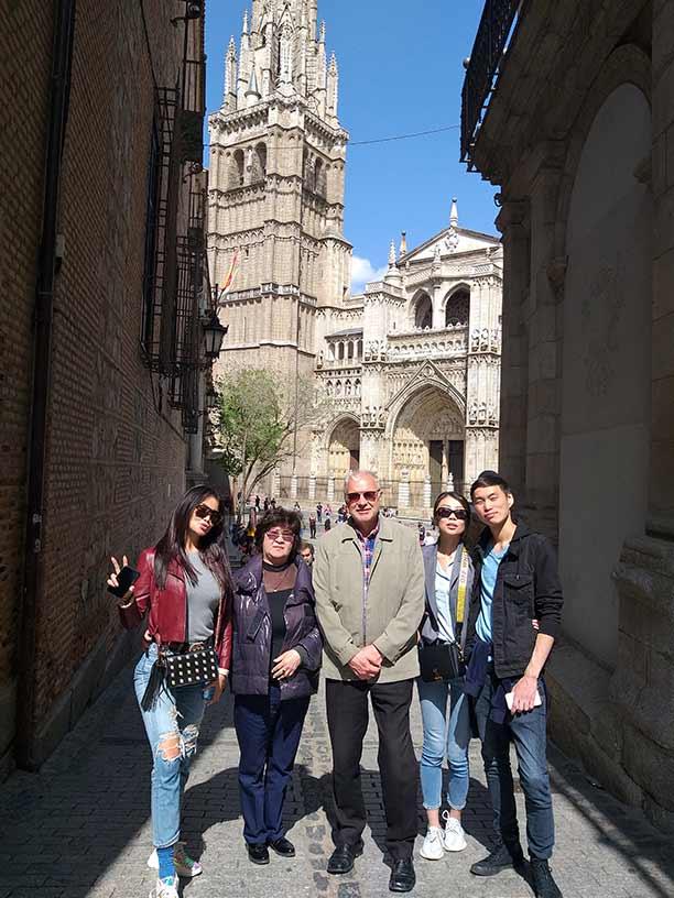 Фото с экскурсии по Мадриду 01