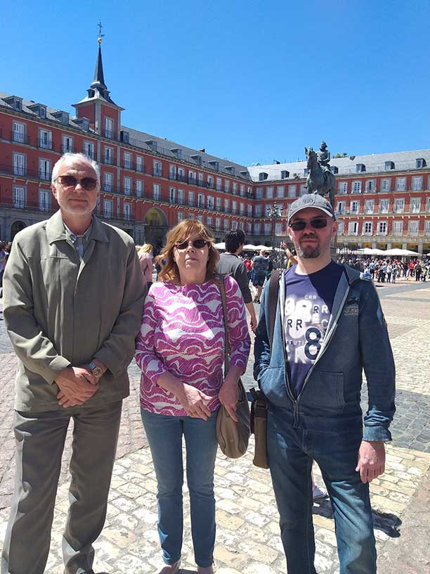Фото с экскурсии по Мадриду 02