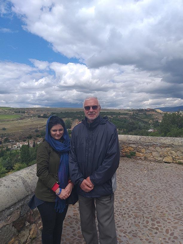 Фото с экскурсии из Мадрида