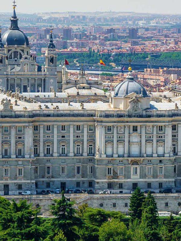 Прогулка по Мадриду с гидом Иваном Каалининым