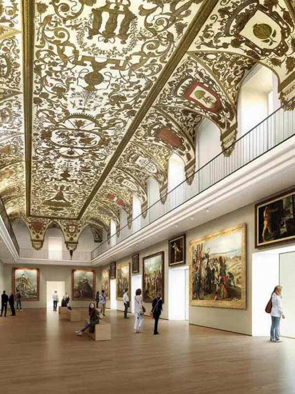 Экскурсия в Музей Прадо (Испания, Мадрид)