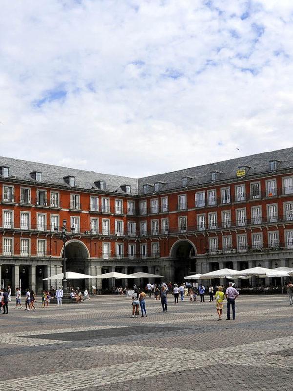Экскурсии в Мадриде: Площадь Пласа-Майор