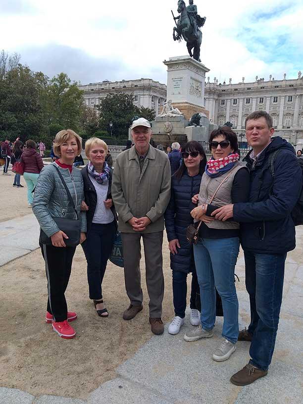 Экскурсии по Мадриду и окрестностям - фото 16