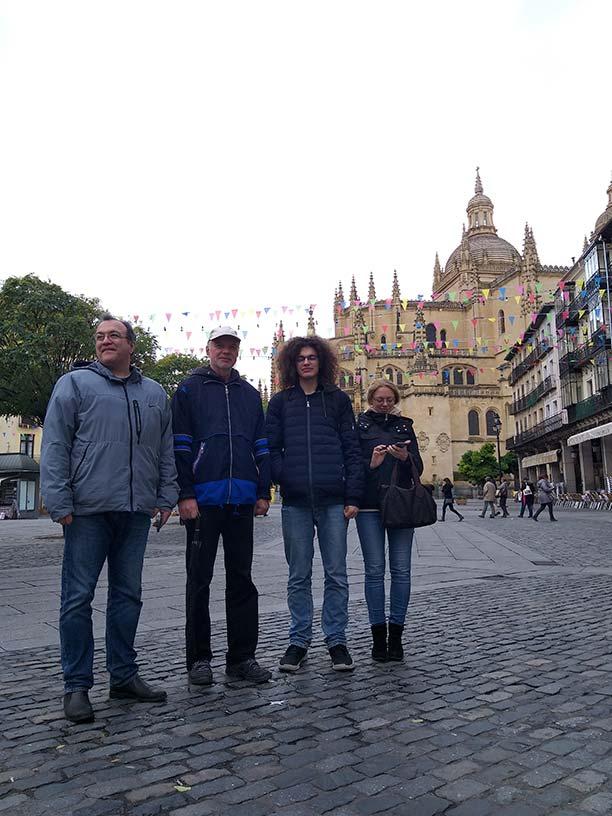 Экскурсии по Мадриду и окрестностям - фото 17