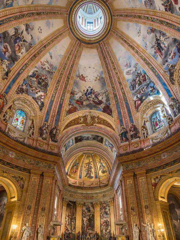 Достопримечательности Мадрида: Королевский собор Святого Франциска Великого