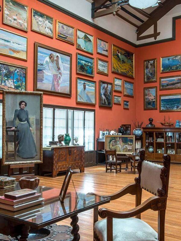 Музей Хоакина Сорольи (Museo Sorolla) в Мадриде: экскурсия