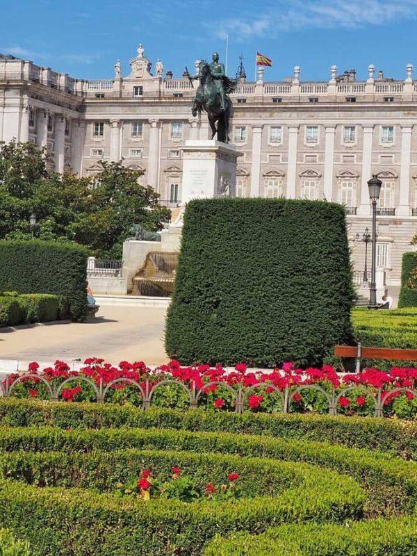 Сады Кампо-дель-Моро (Campo del Moro) в Мадриде: экскурсия