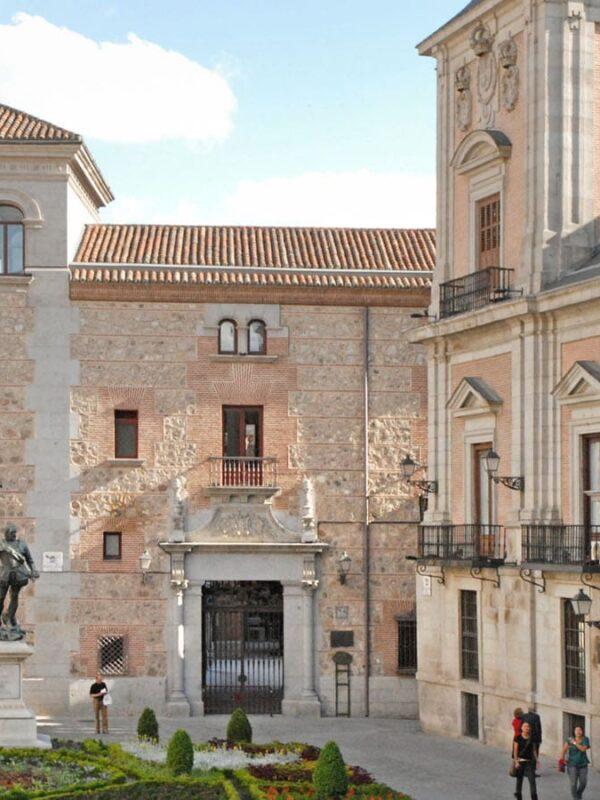 Дом и башня Луханес (House and Tower Luhanes) в Мадриде: экскурсия